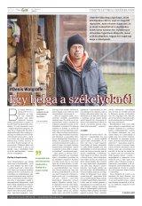 Székelyhon napilap II. évfolyam, 5. szám