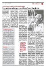 Krónika XXII. évfolyam, 58. szám