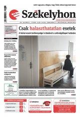 Székelyhon napilap II. évfolyam, 61. szám