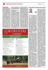 Székelyhon napilap II. évfolyam, 144. szám