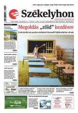 Székelyhon napilap II. évfolyam, 155. szám