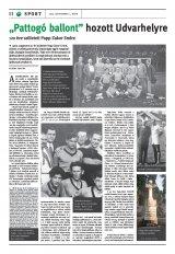 Székelyhon napilap II. évfolyam, 167. szám