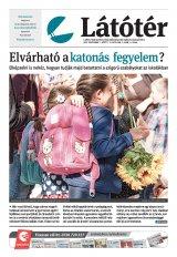 Székelyhon napilap II. évfolyam, 171. szám