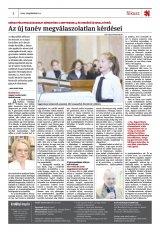 Székelyhon napilap II. évfolyam, 174. szám