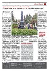 Székelyhon napilap II. évfolyam, 204. szám