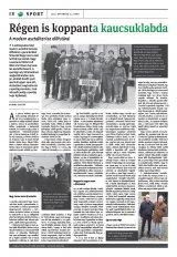 Székelyhon napilap II. évfolyam, 222. szám