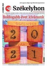 Székelyhon napilap II. évfolyam, 251. szám