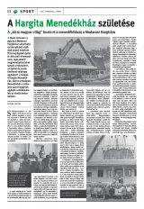 Székelyhon napilap III. évfolyam, 27. szám