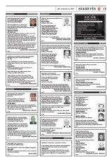 Székelyhon napilap III. évfolyam, 37. szám