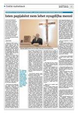 Krónika XXIII. évfolyam, 40. szám