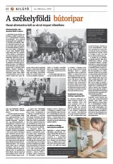 Székelyhon napilap III. évfolyam, 61. szám