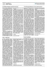 Krónika XXIII. évfolyam, 65. szám