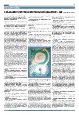 Székelyhon napilap III. évfolyam, 121. szám