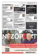 Székelyhon napilap III. évfolyam, 127. szám