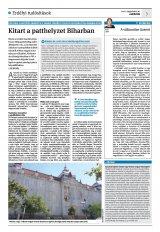 Krónika XXIII. évfolyam, 164. szám