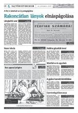 Székelyhon napilap III. évfolyam, 171. szám