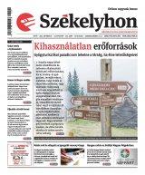 Székelyhon napilap III. évfolyam, 201. szám