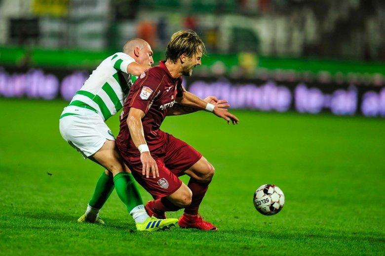 A CFR legyőzte a Celticet, továbbjutott az Európa Ligában