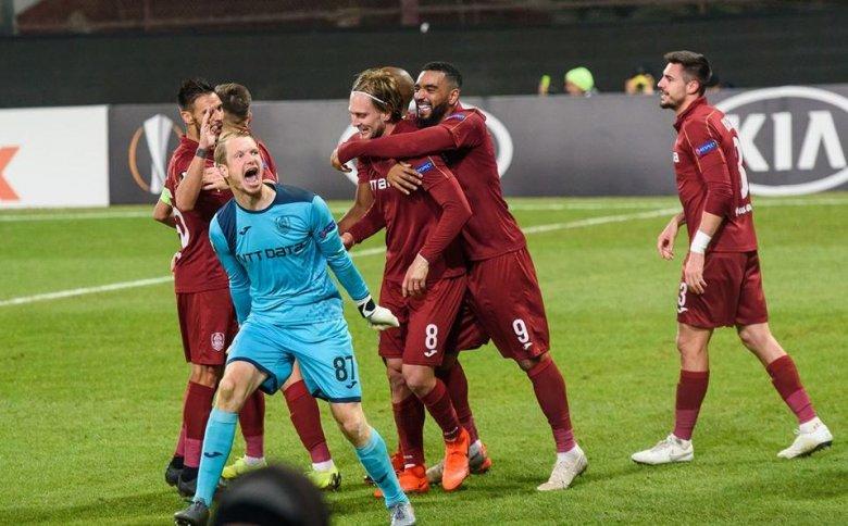 Kolozsvári CFR: tökéletes játék szükséges a Sevilla ellen