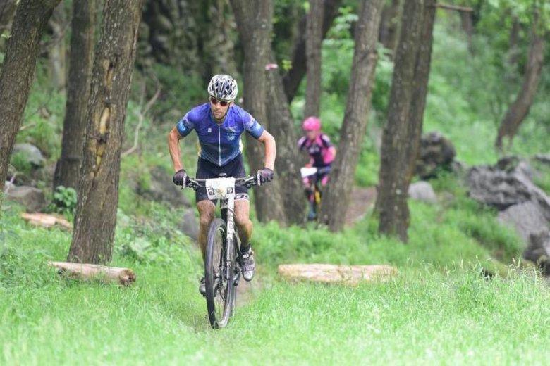 Élmezőnyben a VSK kerékpárosai