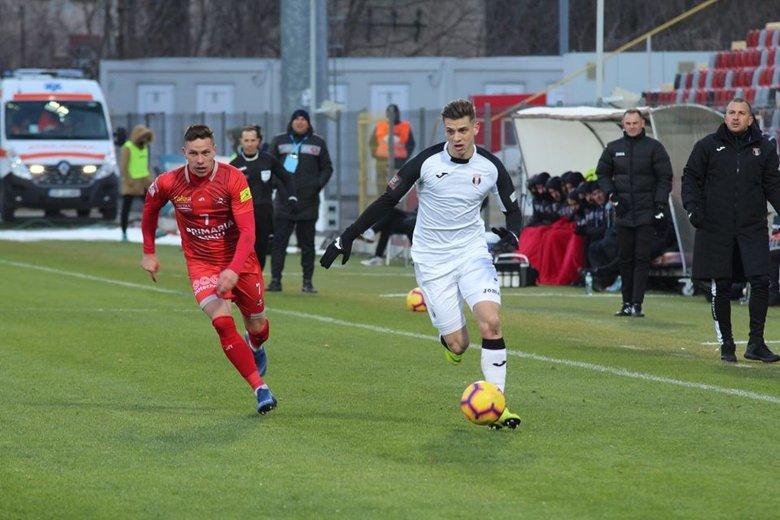 Tehetséges játékost igazolt a CFR, már a Dinamo ellen bemutatkozhat