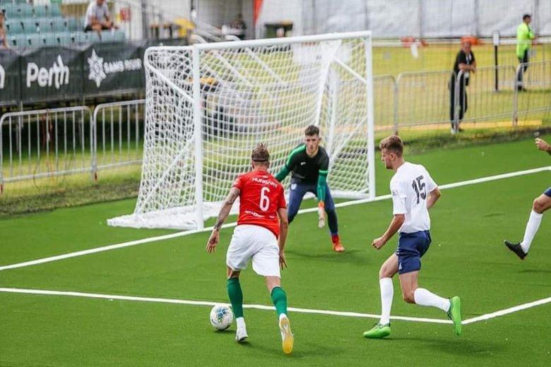 Világbajnoki döntőért játszik a magyar és a román csapat Ausztráliában
