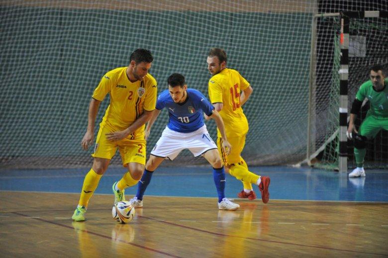 Örményországgal tesztel a román futsalválogatott