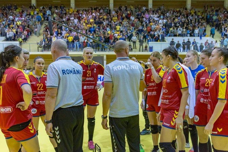 Javított a román válogatott a kézivébén