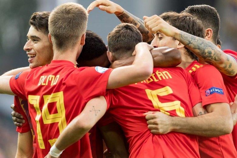 Visszavágtak a németeknek, a spanyolok az Európa-bajnokok