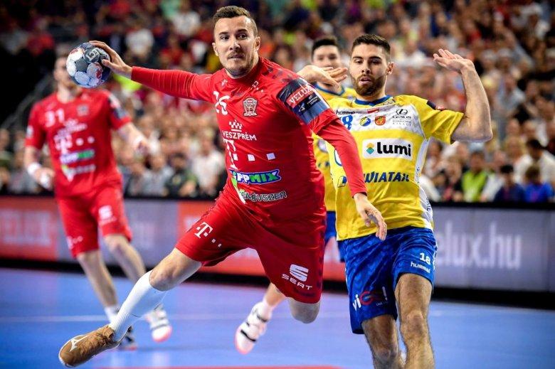 Bejutott a Bajnokok Ligája döntőjébe a Veszprém