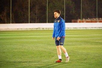 Bemutatták a Puskás Akadémiánál Fülöp Lorándot, az FC Botoșani-tól érkező erdélyi focistát