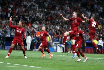 Hatodszor BL-győztes a Liverpool