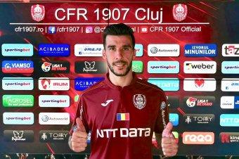 Öt új játékost jelentett be a Kolozsvári CFR