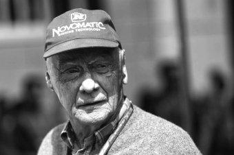 Elhunyt Niki Lauda, a háromszoros Forma–1-es világbajnok