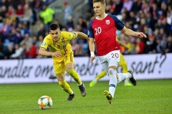 A hosszabbításban mentett pontot a román válogatott