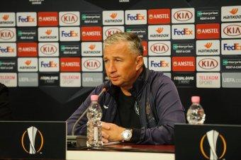Távozik a kolozsvári CFR-től Dan Petrescu vezetőedző