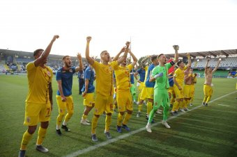 A lehető legkedvezőbb sorsolást kapta Románia az olimpia labdarúgótornáján