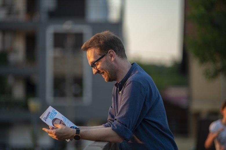 Multikulturális várossá alakítaná Temesvárt: Dominic Fritz polgármesterjelölt a helyi magyarságról és a közös történelemről