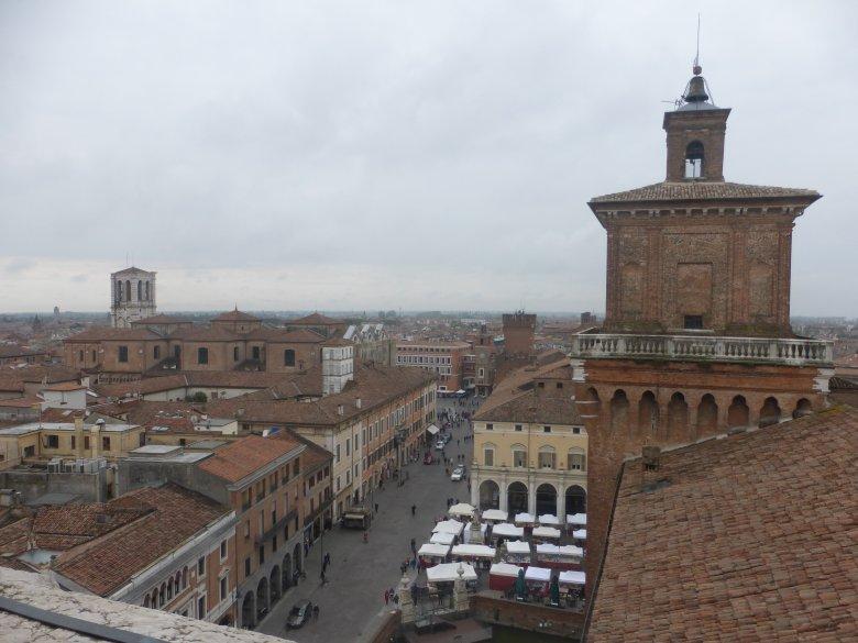 Az olaszországi Ferrara magyar emlékei – Janus Pannonius hét esztendőn át tanult az itáliai városban