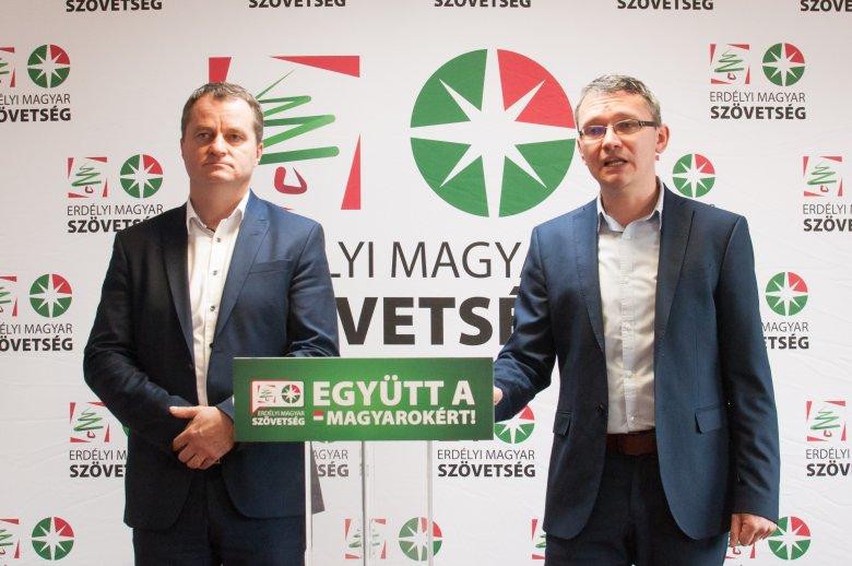Erdélyi magyar minimumról akar megegyezni az Erdélyi Magyar Szövetség az RMDSZ-szel
