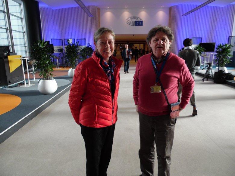 Európában nem lehet tabutéma a függetlenség – beszélgetés Jill Evans leköszönő walesi EP-képviselővel