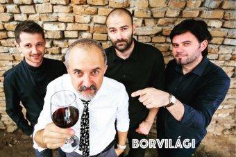 Anyanyelven énekelni és álmodni – Sepsiszentgyörgyön tartják a BRVLG zenekar Nemcsak borivóknak című lemezének bemutatóját