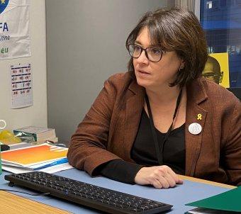 Diana Riba I Giner EP-képviselőasszony: az Európai Unió szégyene a katalán politikai foglyok helyzete