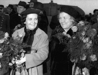 Édesanyám története Nyina Hruscsovával – Csermák Zoltán visszaemlékezése