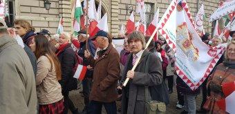 A lengyel–magyar barátság szószólója