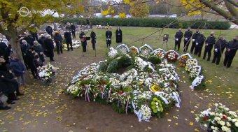 Orbán Viktor beszéde Szőcs Géza temetésén