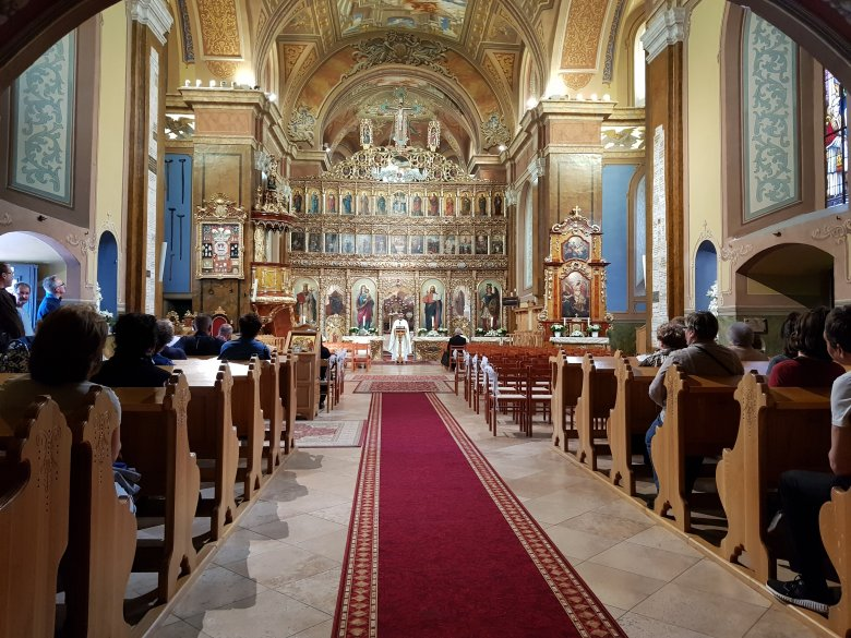Magyar görögkatolikus kálvária Erdélyben