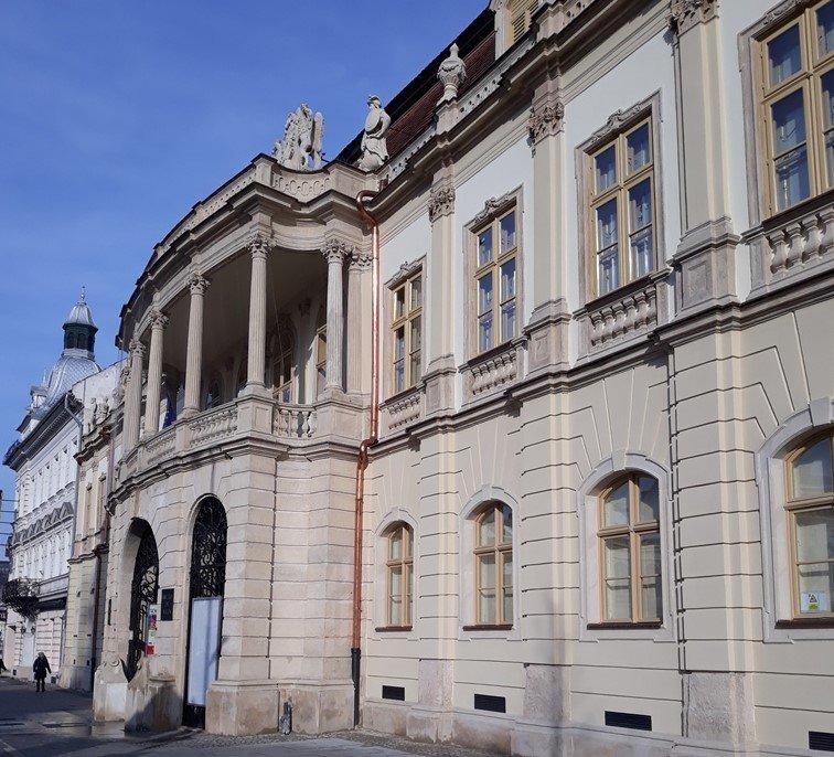 Felújított kolozsvári Bánffy-palota: a kultúra otthona