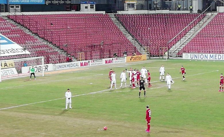 Liga 1: egyenlített a CFR, Becali miatt szenved a FCSB , és nincs ok aggodalomra a Sepsinél