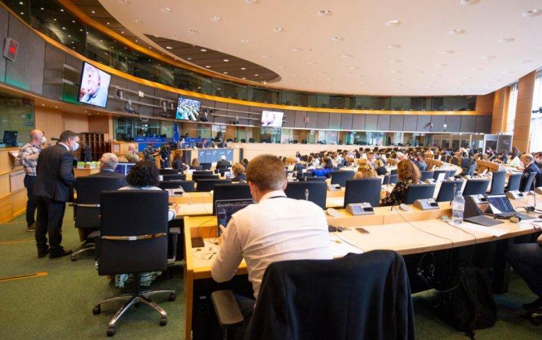 Előrelépés a Beneš-dekrétumok ügyében – magyar siker született az Európai Parlament Petíciós Bizottságának ülésén
